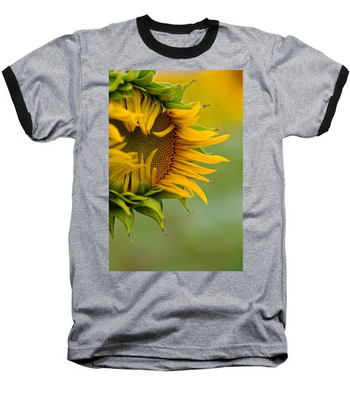 Baseball T-Shirt featuring the photograph Petals by Ronda Kimbrow