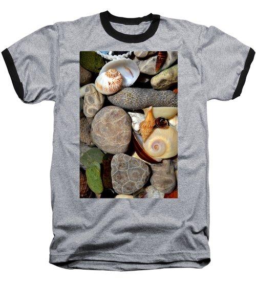 Petoskey Stones Ll Baseball T-Shirt