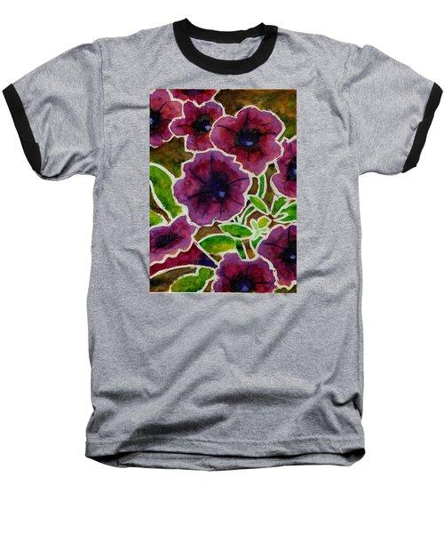 Petunia Baseball T-Shirt