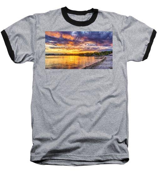 Pewaukee Orange Fury Baseball T-Shirt