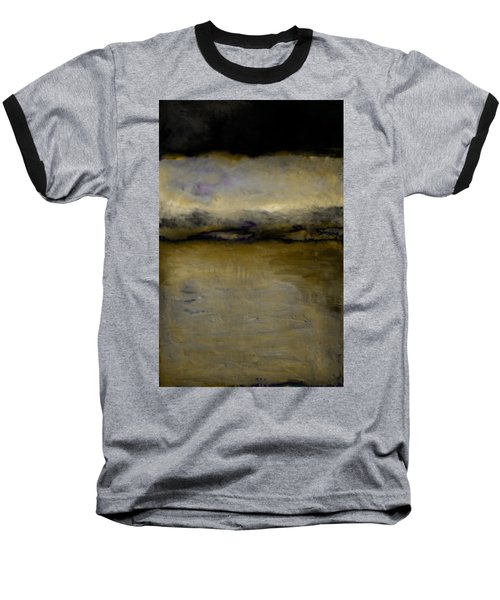 Pewter Skies Baseball T-Shirt