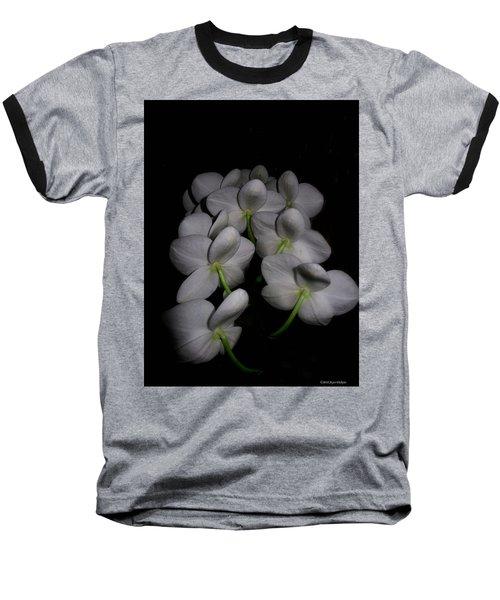 Phalaenopsis Backs Baseball T-Shirt