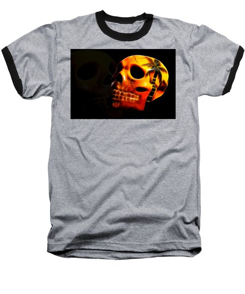 Phantom Skull Baseball T-Shirt
