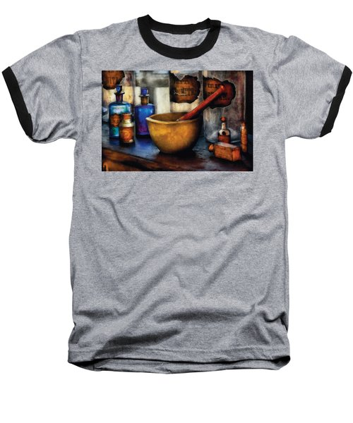 Pharmacist - Mortar And Pestle Baseball T-Shirt