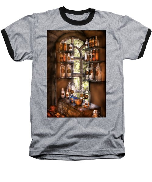 Pharmacist - Various Potions Baseball T-Shirt