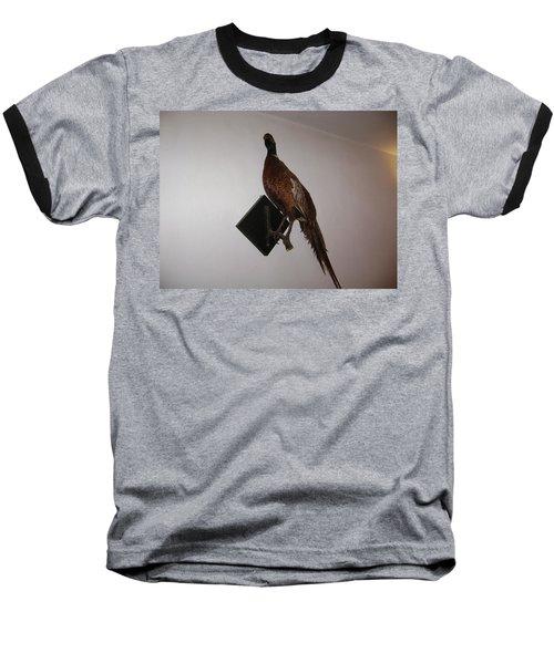 Pheasant Baseball T-Shirt