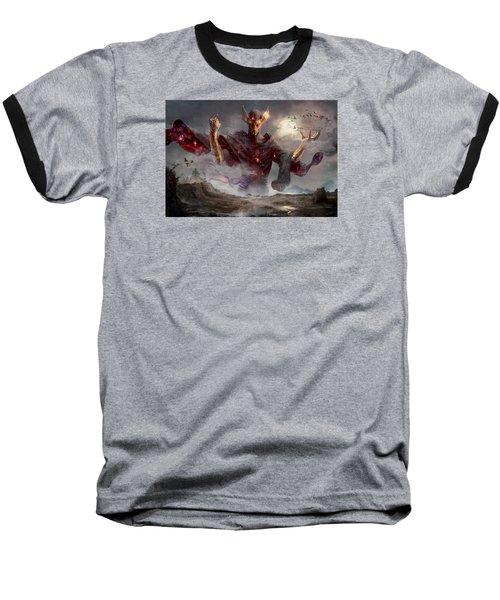 Phenax God Of Deception Baseball T-Shirt