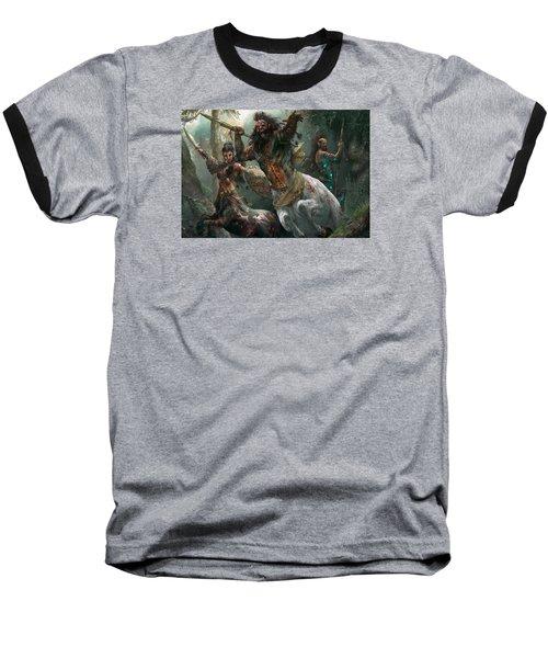 Pheres-band Raiders Baseball T-Shirt