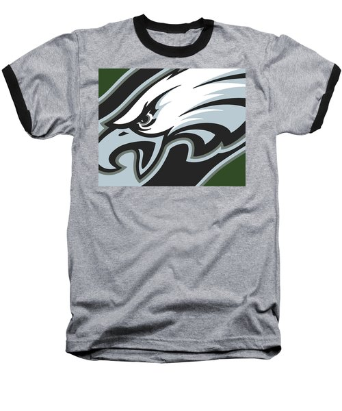 Philadelphia Eagles Football Baseball T-Shirt