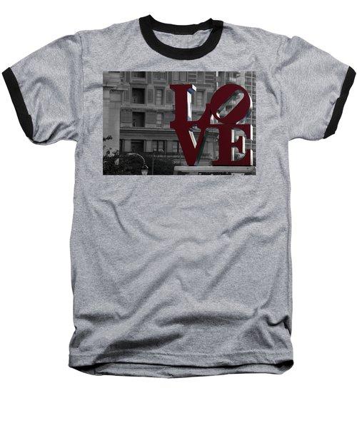 Philadelphia Love Baseball T-Shirt
