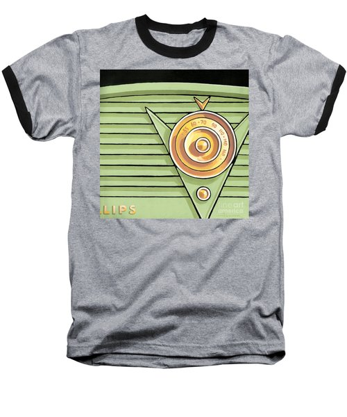 Phillips Radio - Green Baseball T-Shirt
