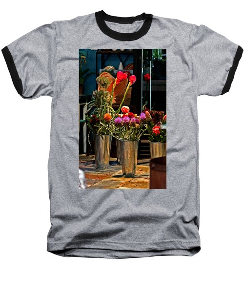 Phlower Vases Baseball T-Shirt