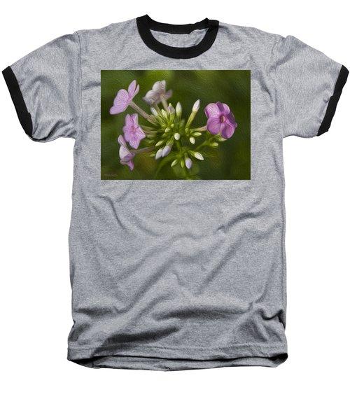 Phlox Baseball T-Shirt