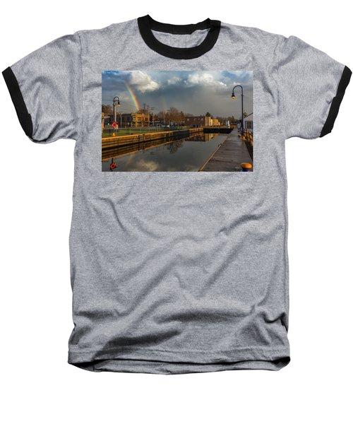 Phoenix Pot Of Gold Baseball T-Shirt by Everet Regal