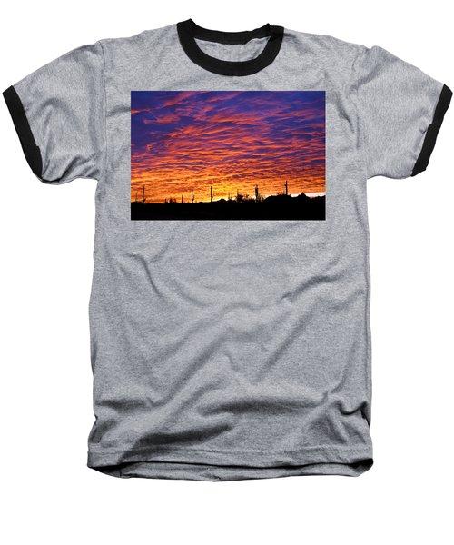 Phoenix Sunrise Baseball T-Shirt