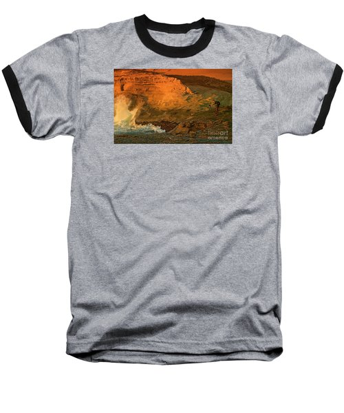 Photographers Paradise Baseball T-Shirt