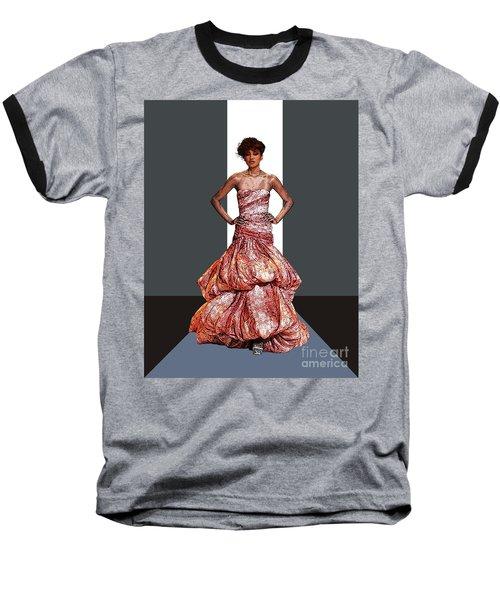 Ms. Phyllis Hyman Baseball T-Shirt