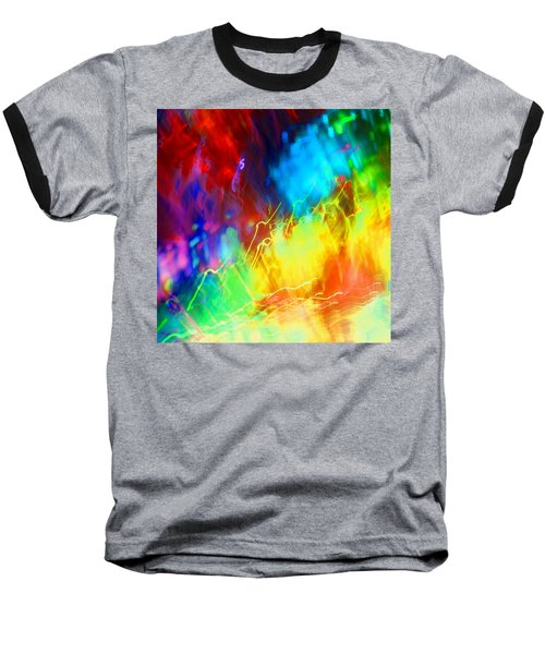 Physical Graffiti 1full Image Baseball T-Shirt