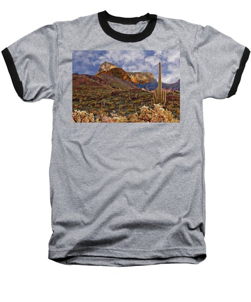 Picacho Peak Baseball T-Shirt