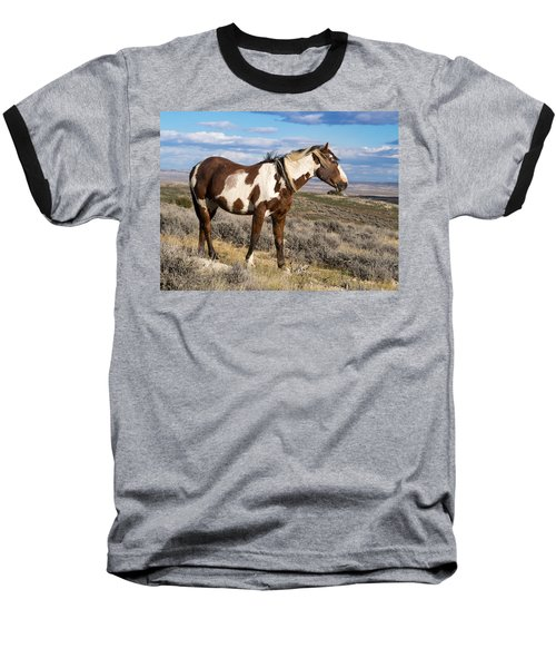 Picasso Of Sand Wash Basin Baseball T-Shirt