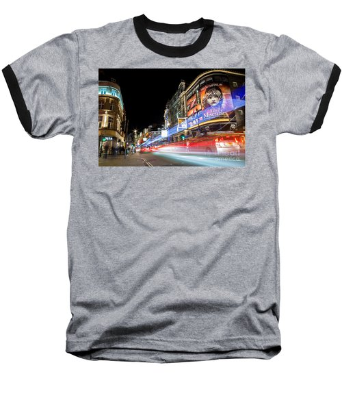A Night In The West End Baseball T-Shirt