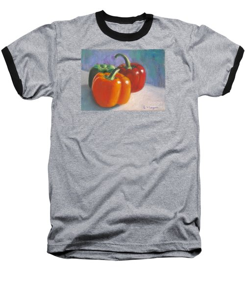 Pick A Pepper Baseball T-Shirt