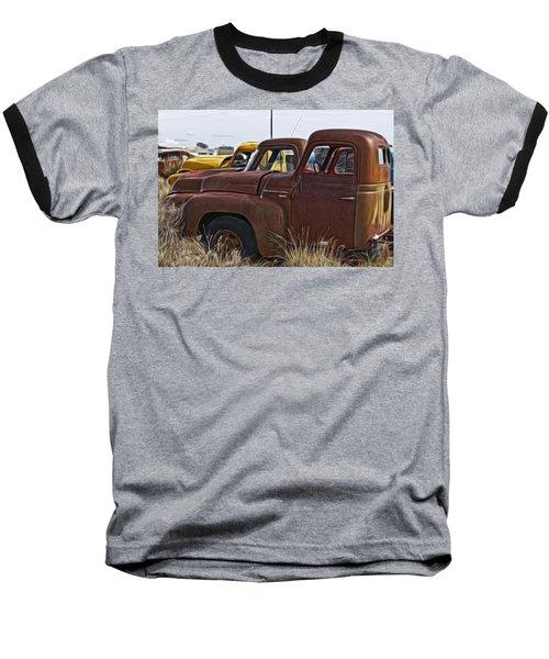 Pickup Cabs 2 Baseball T-Shirt