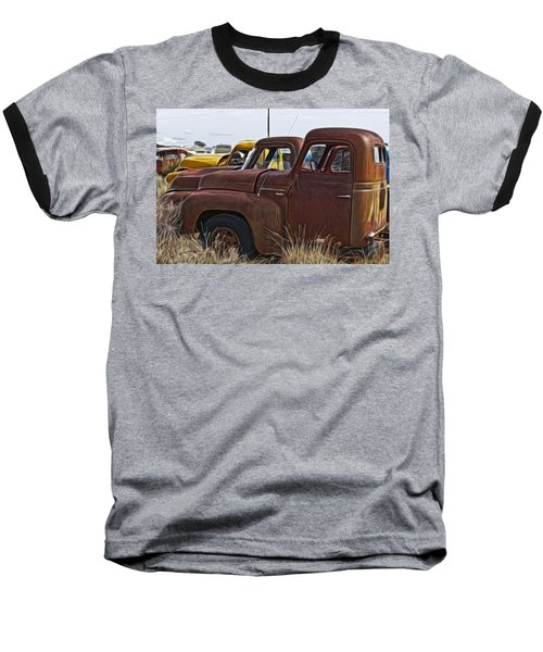 Pickup Cabs 2 Baseball T-Shirt