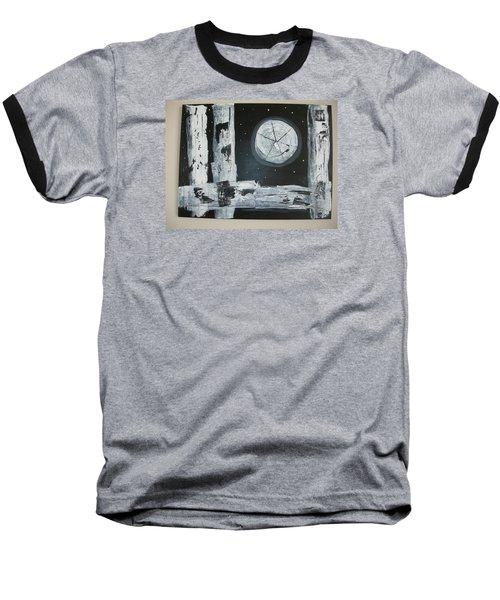 Pie In The Sky Baseball T-Shirt