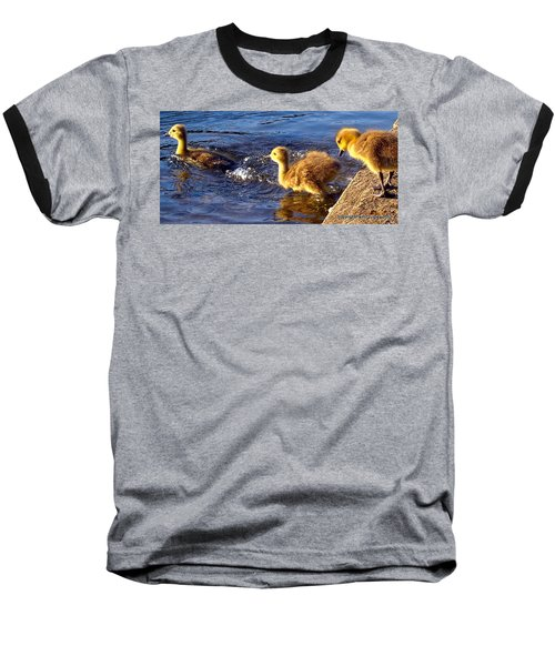 Pied Piper Baseball T-Shirt