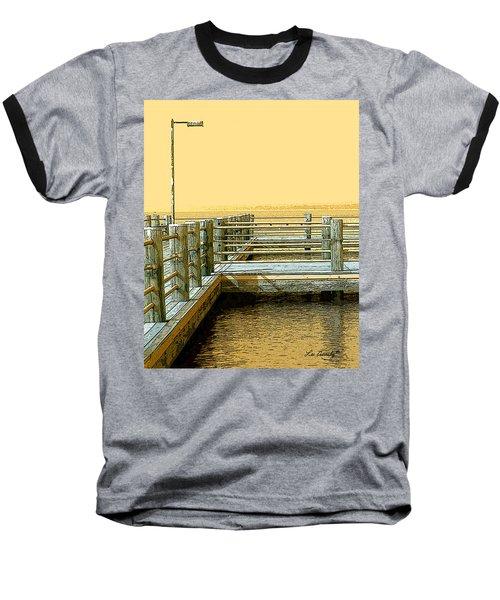 Pier 2  Image A Baseball T-Shirt