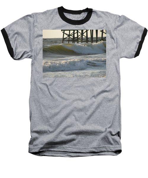Pier Pressure Baseball T-Shirt
