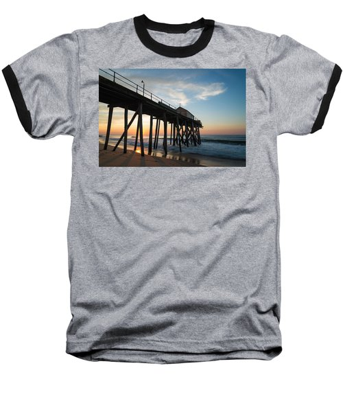 Pier Side Baseball T-Shirt