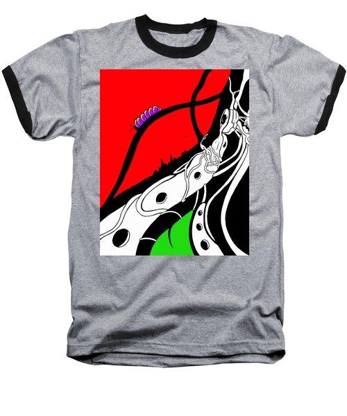 Pillar Of Hope Baseball T-Shirt