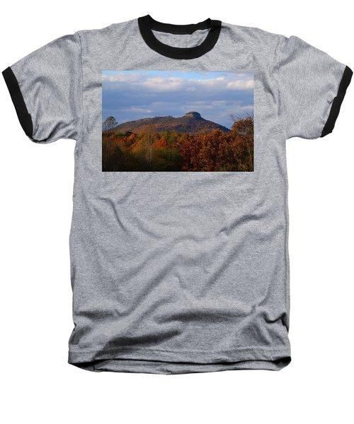 Pilot From Perch Road Baseball T-Shirt by Kathryn Meyer