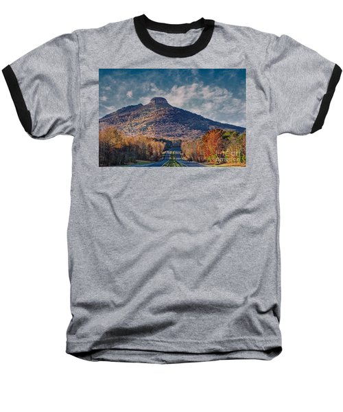 Pilot Mountain Baseball T-Shirt