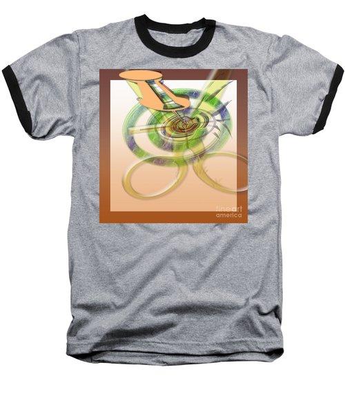 Pin Pointer Baseball T-Shirt