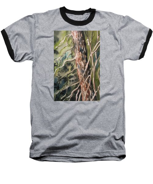 Pine Tree Baseball T-Shirt