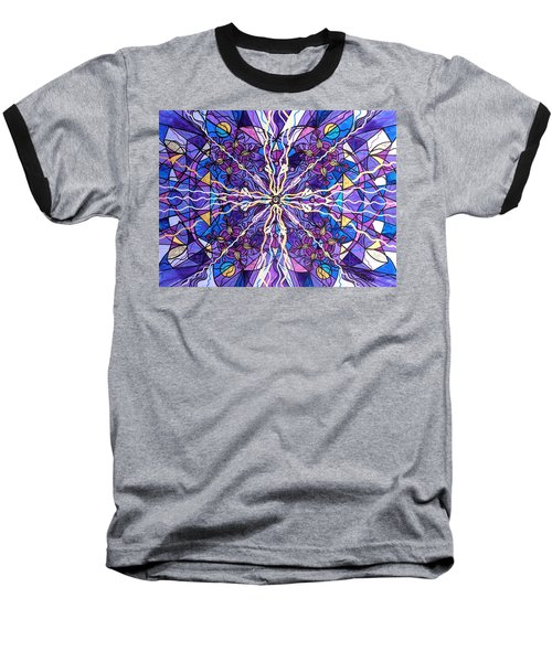 Pineal Opening Baseball T-Shirt
