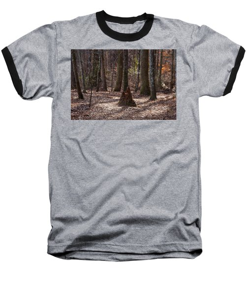 Pinetrees 1 Baseball T-Shirt
