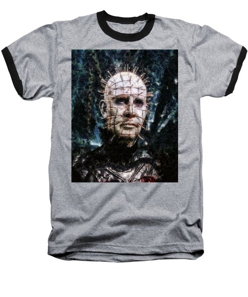 Pinhead Baseball T-Shirt by Joe Misrasi