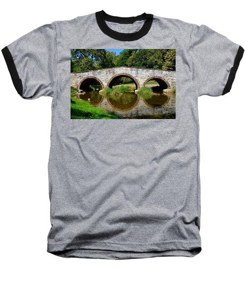 Pinkerton Road Bridge Baseball T-Shirt