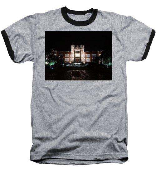 Pioneer Hall Baseball T-Shirt