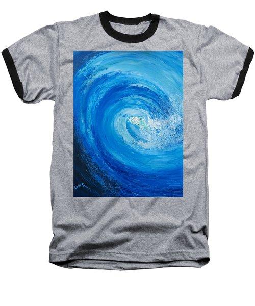 Pipeline No Way Out Baseball T-Shirt