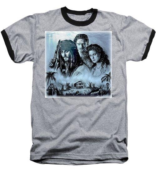 Pirates Baseball T-Shirt