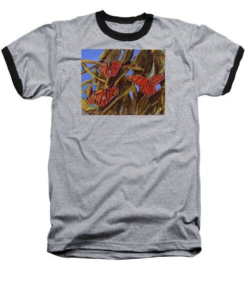 Pismo Monarchs Baseball T-Shirt