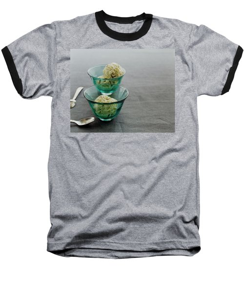 Pistachio Semifreddo Baseball T-Shirt