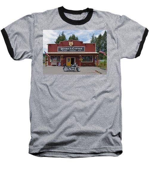 Java Stop Baseball T-Shirt