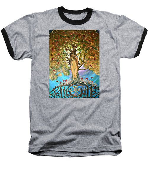 Pixie Forest Baseball T-Shirt