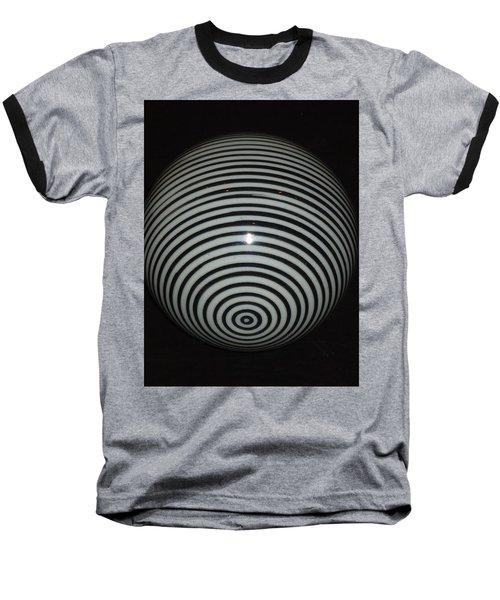 Planet Zebra Baseball T-Shirt